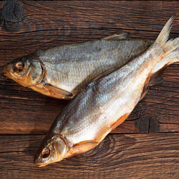 Рибець в'ялений