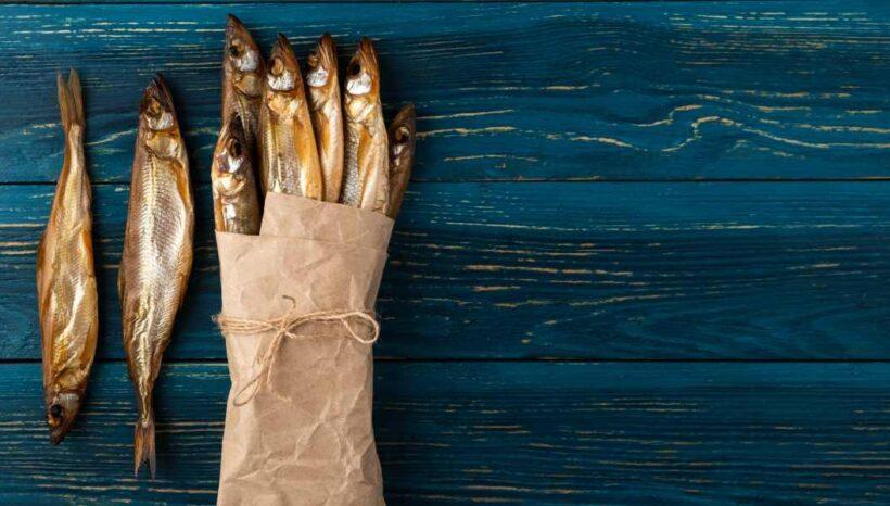 Корюшка – риба з запахом огірка